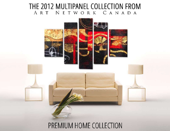 2012 Multipanel Collection - Premium