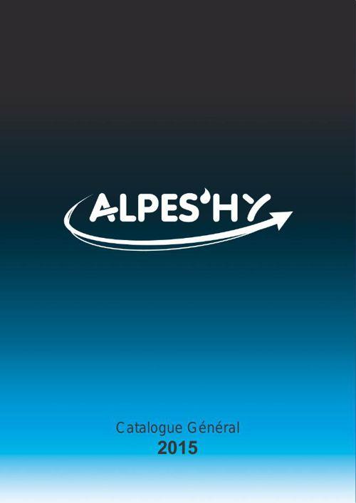 Alpes hy Catalogue Propreté