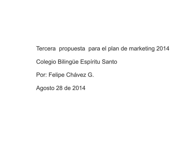 marketing propuesta 3A