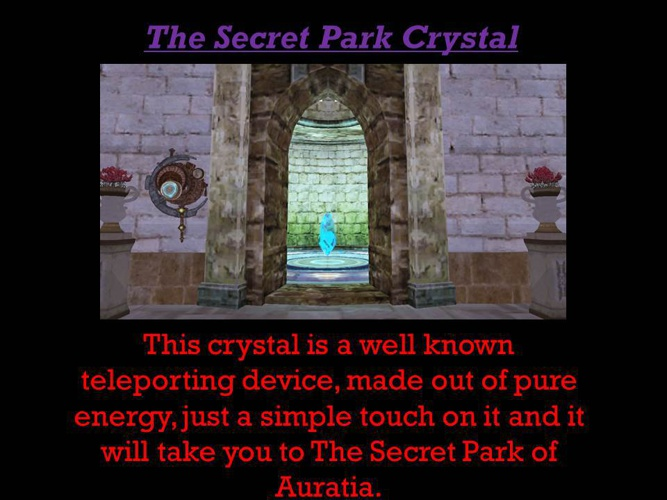 The Secret Park of Auratia