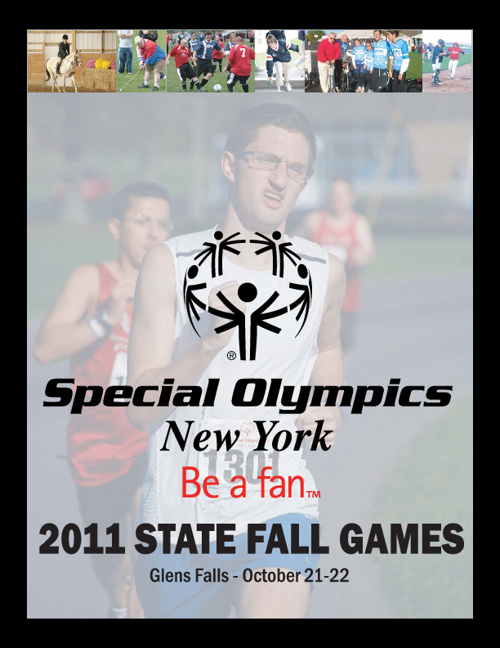 2011 State Fall Games Marketing and Public Relations Report