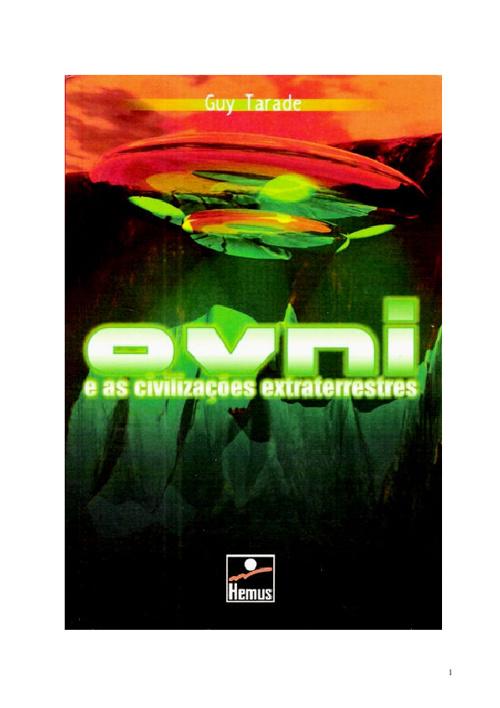 OVNI's e as civilizações extraterrestres