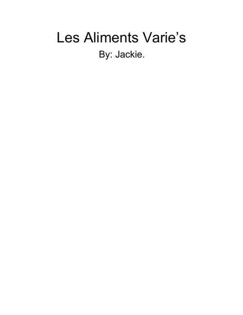 FrenchbookbyJackieSloan