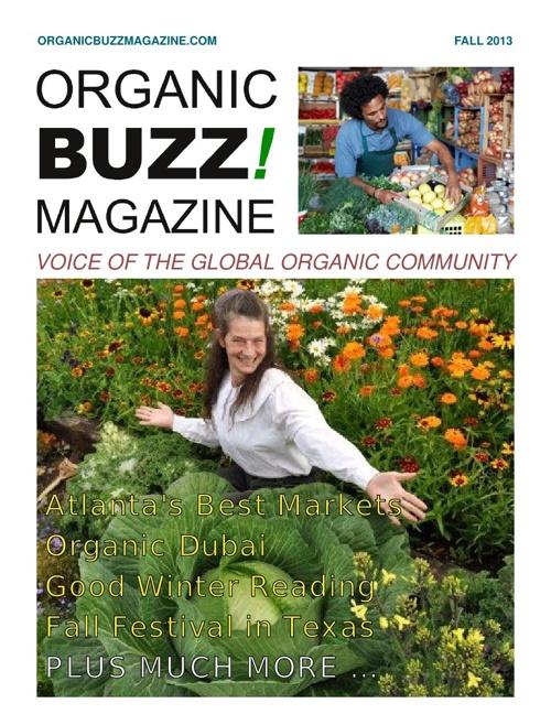 Copy of Organic Buzz Magazine Fall 2013