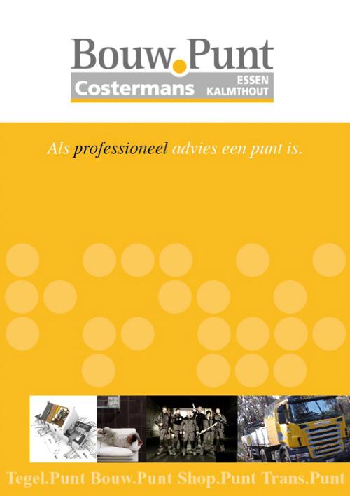 Costermans Bouwmaterialen