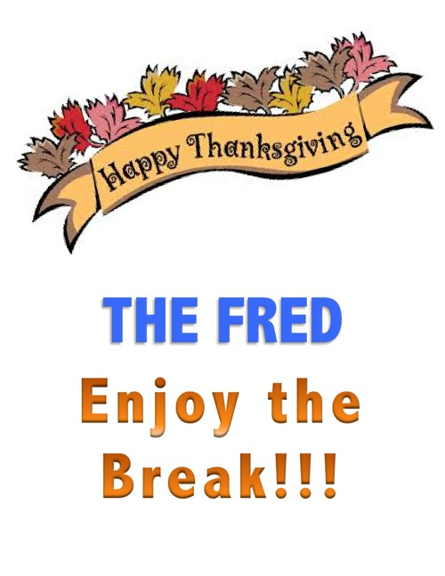 The Fred - Thanksgiving Edition