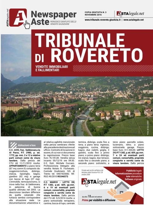Rovereto novembre 2016