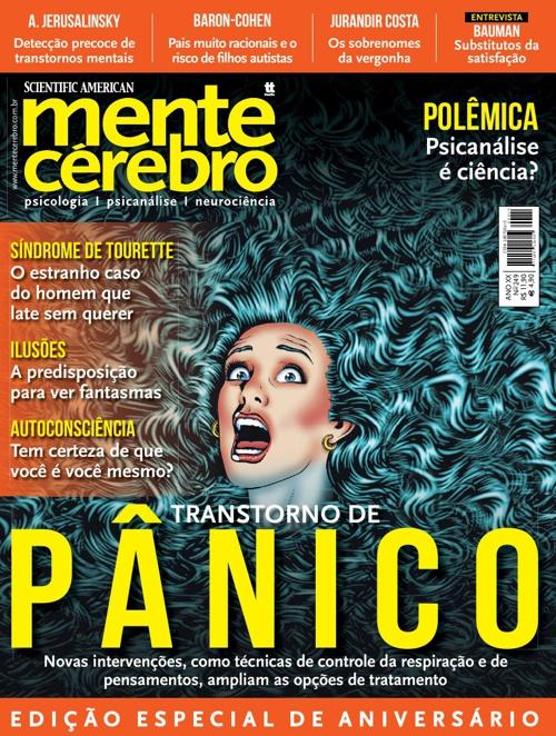Mente & Cérebro Transtorno de Pânico