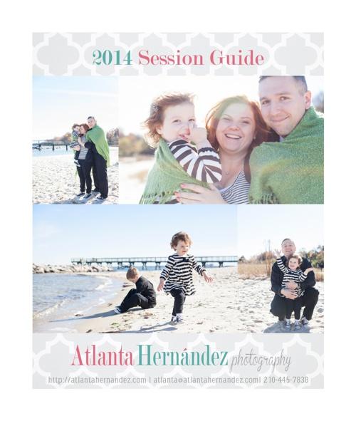 Atlanta Hernandez Photography 2014 Client Guide