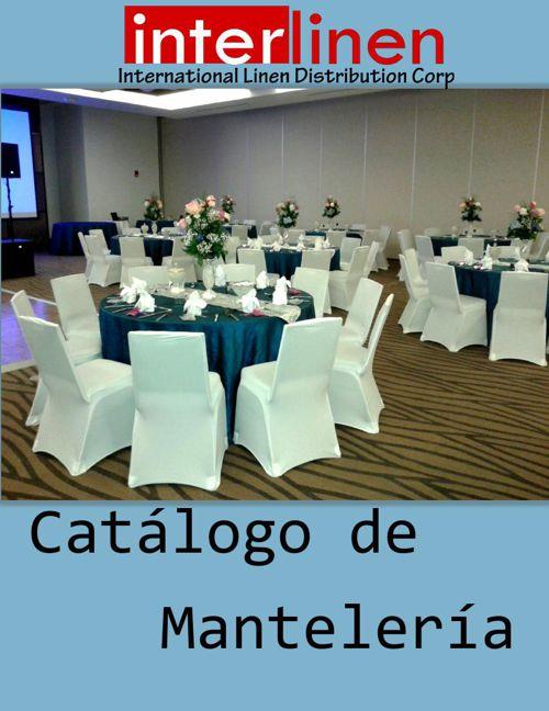 Catalogo Mantelería Español