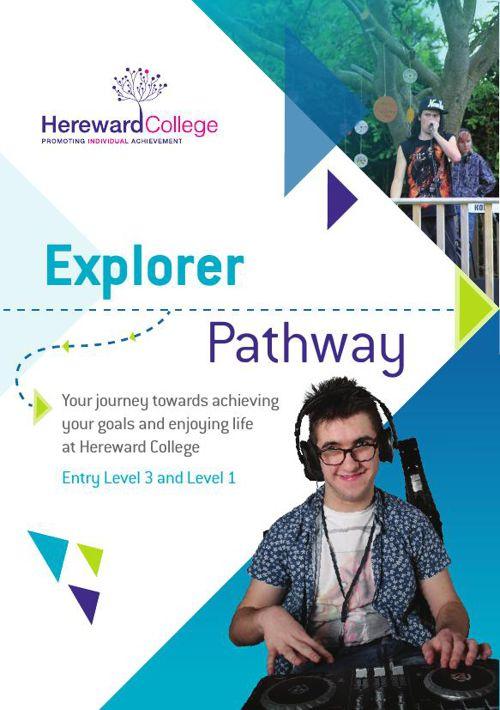 Hereward College: Explorer Pathway