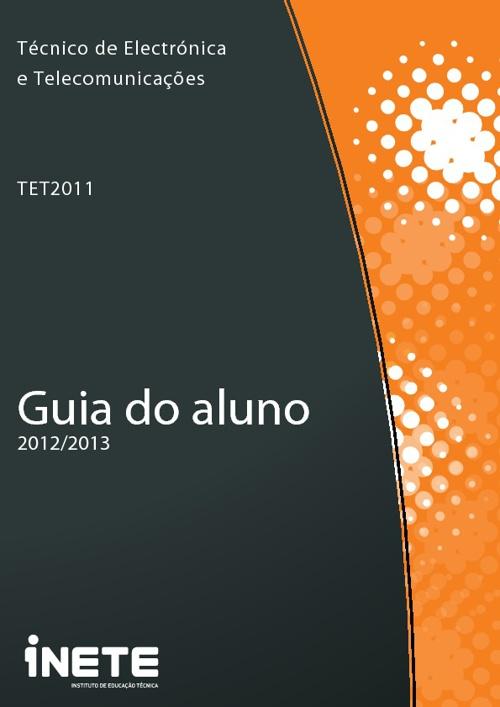 Guai do Aluno 2012/2013 - TET2011