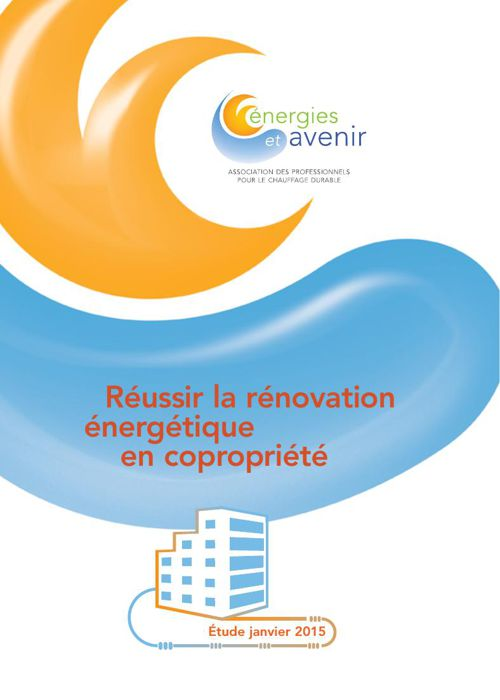 Energies et Avenir Guide copropriete 2015