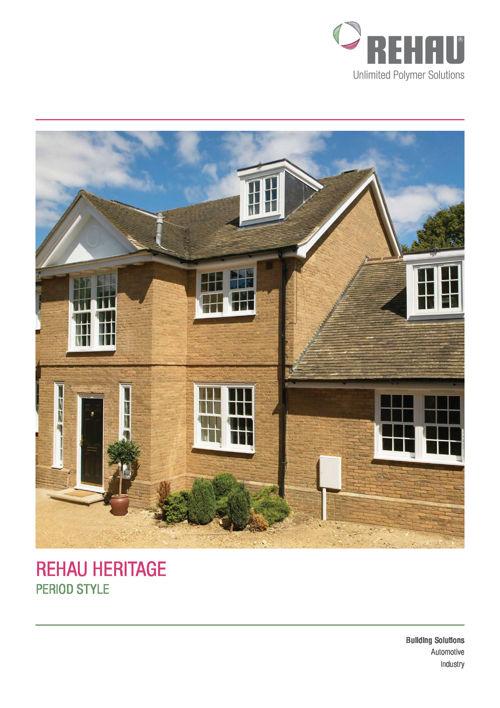 Rehau Heritage Product Brochure (1)