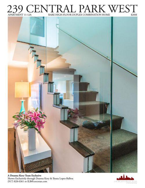 239 Central Park West, Apartment 11-12A