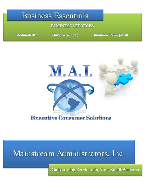 M.A.I. Client Services