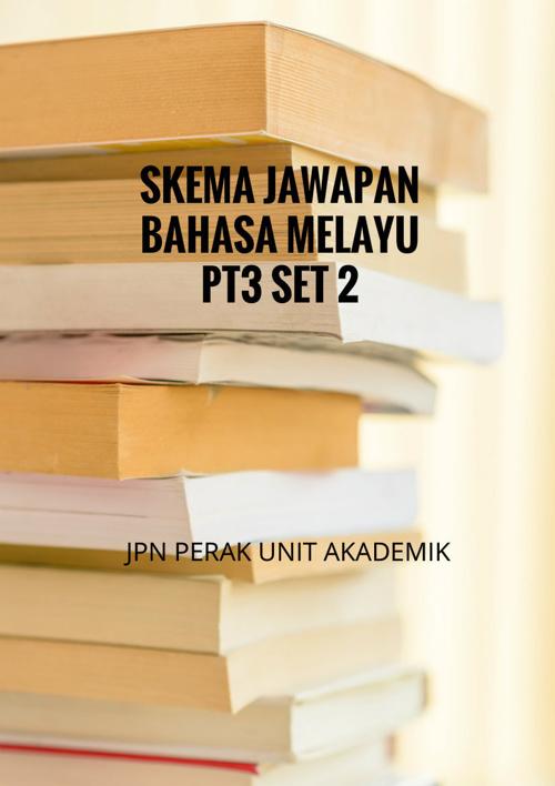 6) SKEMA SET 2 BAHASA MELAYU PT3