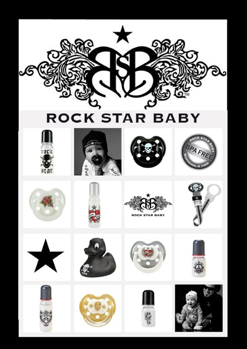Rock Star Baby Catalogue