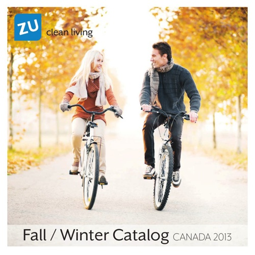 ZU Fall Launch Catalog