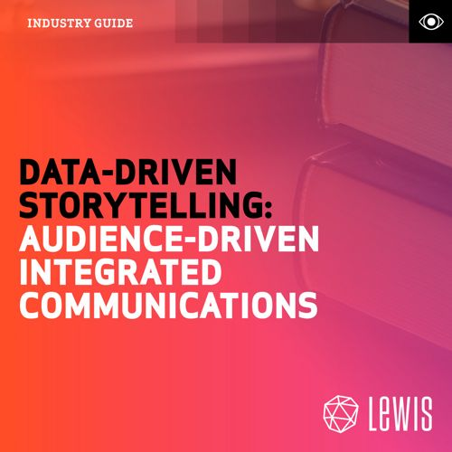 LEWIS: Data-Driven Storytelling White Paper