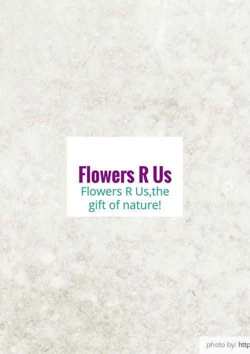 Flowers R Us