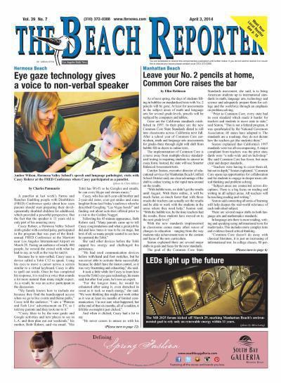 The Beach Reporter 4-3-14
