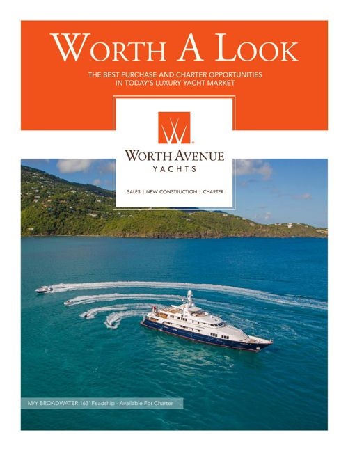 Worth Avenue Yachts Sales Catalog
