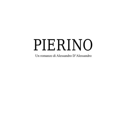 Copy of PIERINO