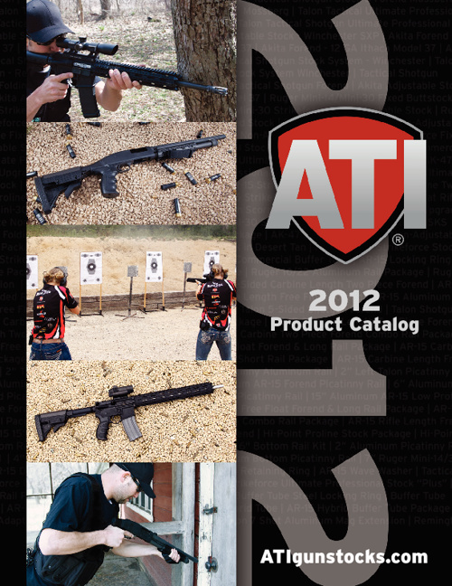 ATI 2012 Product Catalog
