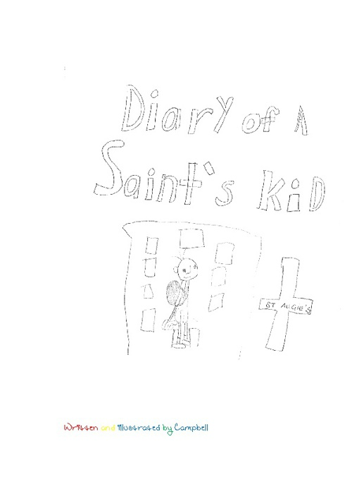 Diary of a saints kid