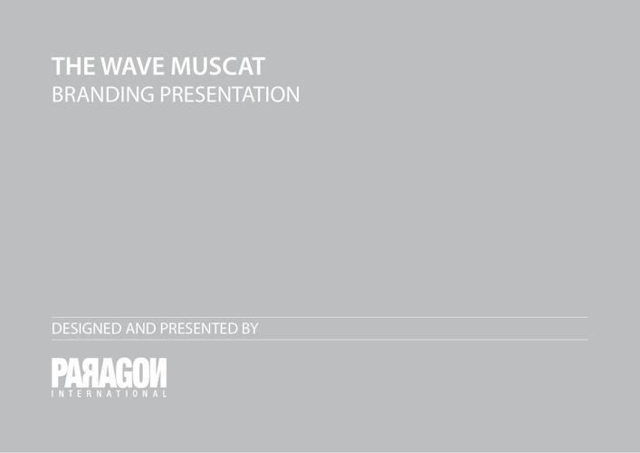 The Wave Branding Presentation Final