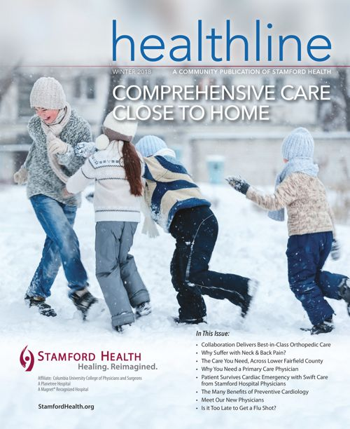 Healthline - Winter 2018
