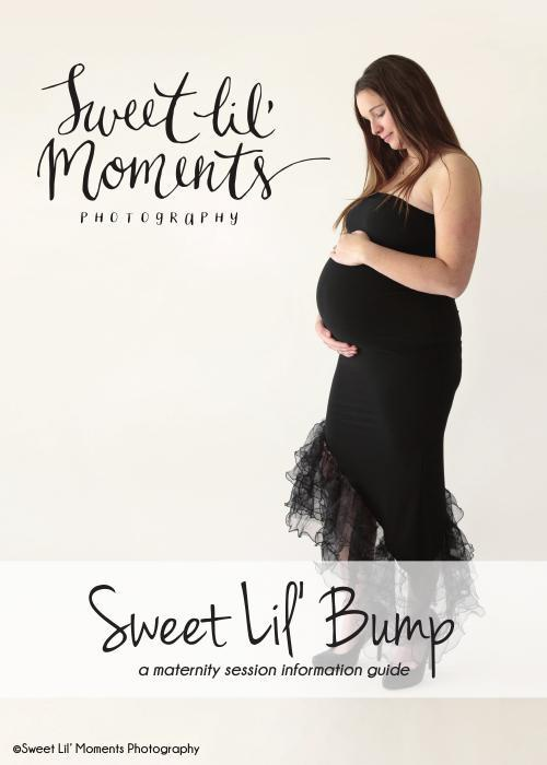 Sweet Lil' Bump Maternity Session Guide