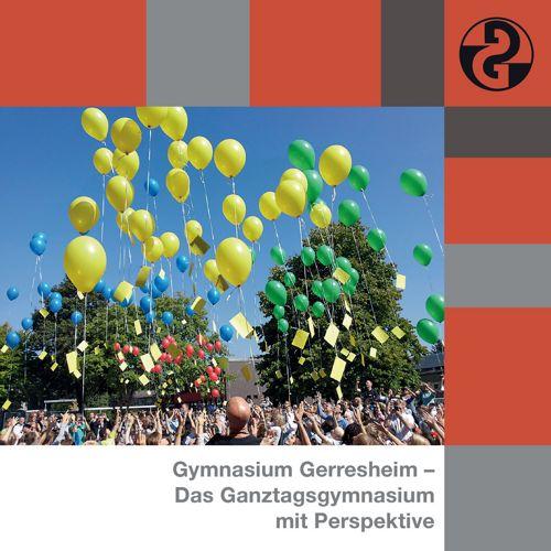 Infobroschüre 2017 Gymnasium Gerresheim in Düsseldorf