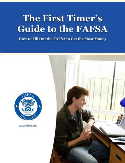 First Timers Guide to the FAFSA