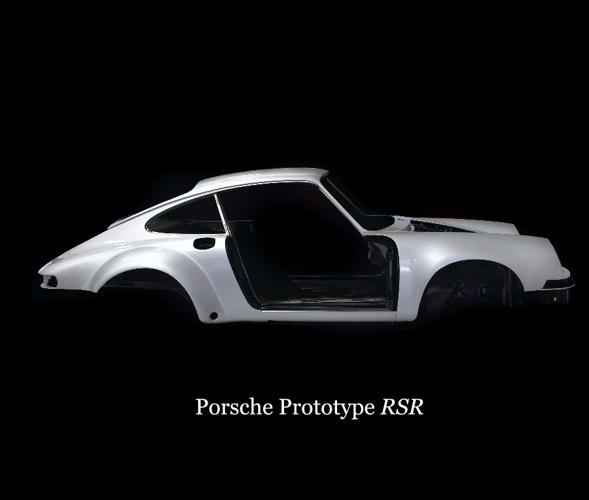 Porsche Prototype RSR
