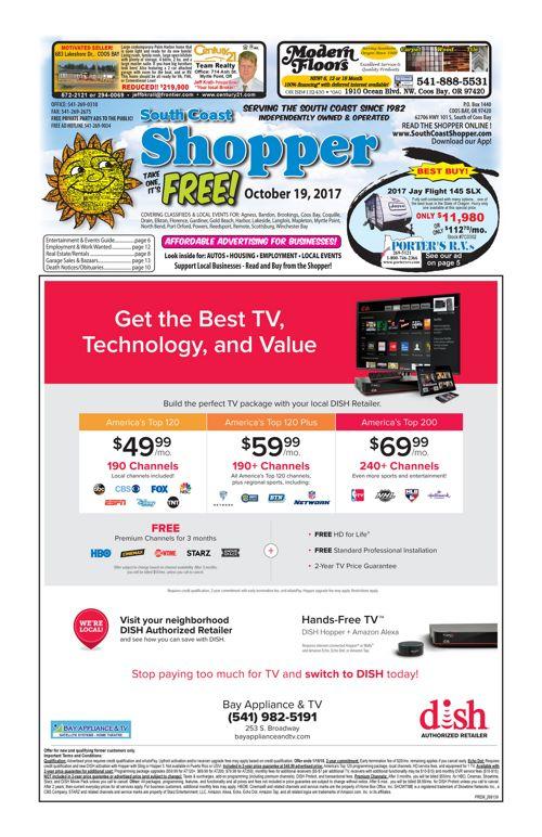 South Coast Shopper e-Edition 10-19-17