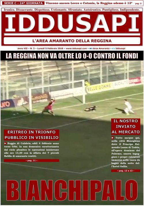 03. Reggina-Racing Fondi 0-0