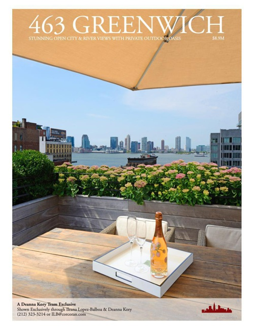 463 Greenwich PH Brochure