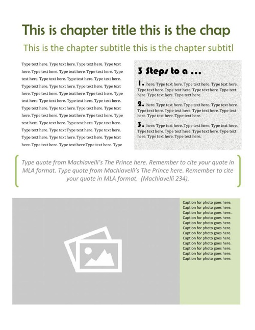 prince_how-to_chapter_template