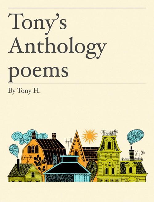 Tony's poem