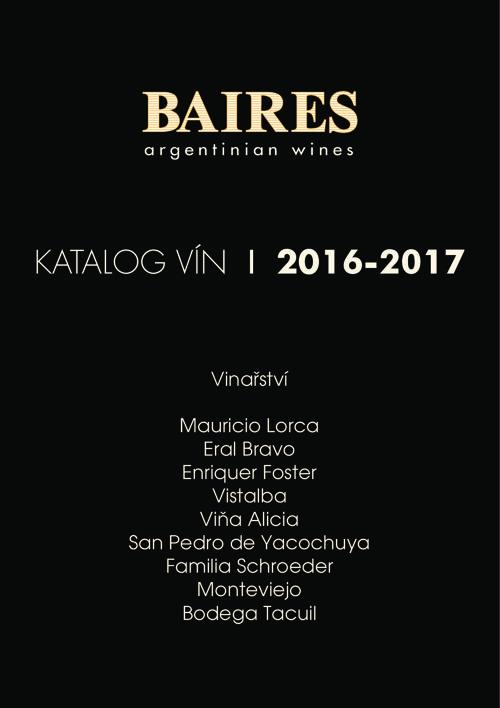 Baires katalog 2016-2017