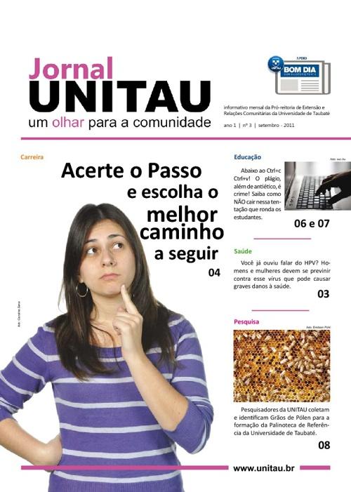 Jornal Unitau 3º Edição