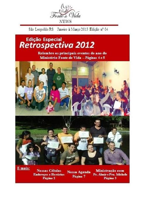 Informativo/2013