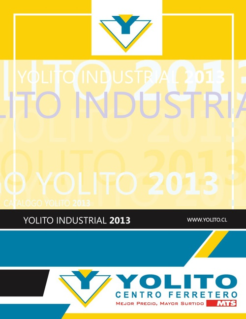 Catalogo Digital Yolito 2013