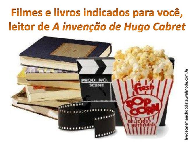 Sugestões de livros e filmes