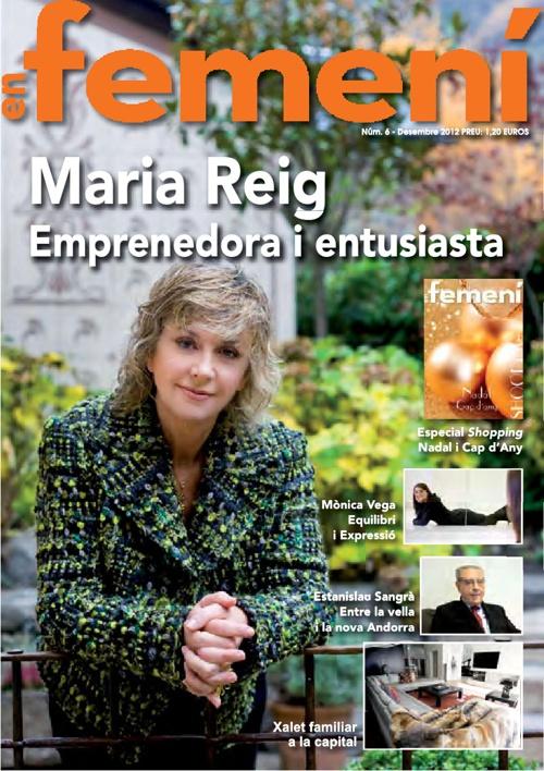 Revista EnFemení Número 6