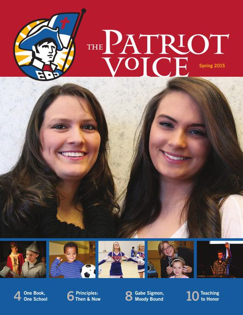 The Patriot Voice Spring 2015