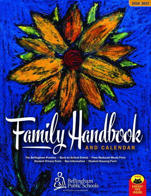 2016 Family Handbook