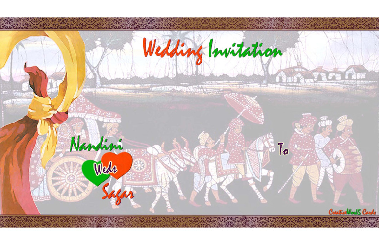 Nandini Weds Sagar